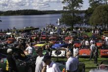 Verktygsboden stor utställare på sommarens bilträffar