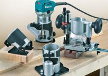 Ny multifräs, en och samma produkt som tidigare varit fyra maskiner