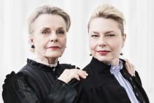 Ett Dockhem 2 med Helena Bergström och Marie Göranzon till Stora Teatern
