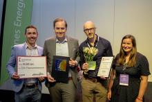 Skåne Solar Award 2019 går till TePe Munhygienprodukter AB