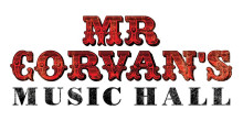 Mr Corvan's Music Hall