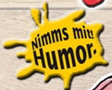 Pax et Bonum Verlag startet neue Buchreihe »Nimm's mit! Humor.«