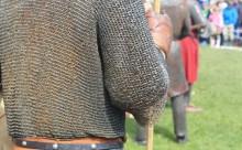 Vikingerne kommer! - børneforedrag på Lejre Museum