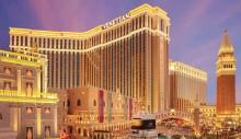 Casinomässa i Las Vegas