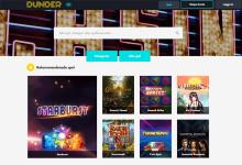 Nya Enastående Online Casinon: Dunder går Live