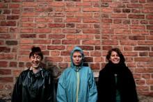 Ellen, Lo och Marta skriver ny musik för Tyska kyrkans 1600-talsorgel