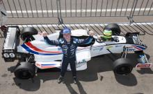 Hugo Nerman vann igen i Formula STCC Nordic