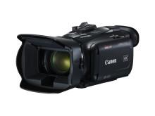 Fånga världen i 4k – Canon presenterar de  två 4k videokamerorna LEGRIA HF G50 och LEGRIA HF G60