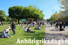 Anhörigriksdagen 10-11 maj 2016