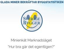Kostnadsfri färsk rapport om hur bra det egentligen går för svenska byggbranschen!