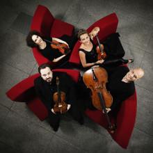 Prisade Artemis Quartet spelar Barber, Britten & Brahms på Palladium Malmö 27 februari
