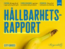 Bergendahls Foods första hållbarhetsrapport: Minskning av matsvinn med 16 procent
