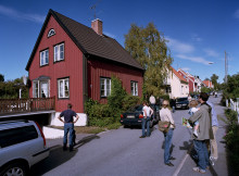 Sverigevillan 2013: 23 VILLOR I HÄLLEFORS FÖR PRISET AV EN I ÄPPELVIKEN