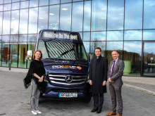 OXFORD BUS COMPANY AND OXFORD SCIENCE PARK FORM PARTNERSHIP AS PART OF JOINT DRIVE TO IMPROVE CONNECTIVITY