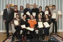 Mary von Sydows musikstipendier till 17 medarbetare på GöteborgsOperan och Göteborgs Symfoniker