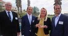 Kalmar wins PEMA innovation award