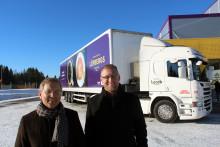 Löfbergs först med ny, klimatsmart hybrid