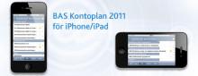 Nu finns BAS Kontoplan 2011 för iPhone/iPad
