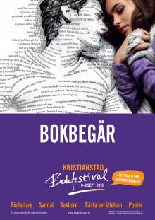 Kristianstad Bokfestival 2018