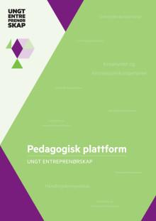Ungt Entreprenørskaps pedagogiske plattform