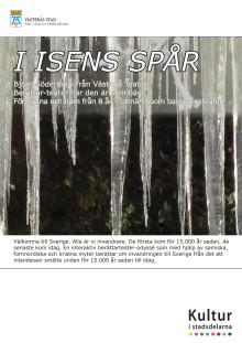 I isens spår – affisch