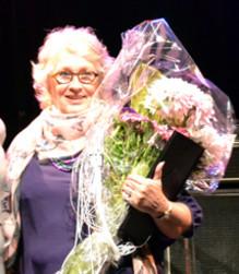 BRA-priset till Birgitta Piper!