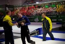 Silver till Sveriges juniorkillar på JEM i truppgymnastik