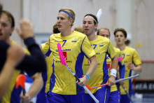 Pressinformation inför Euro Floorball Tour 4-6 november