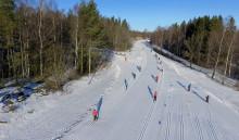 Vinter på Billingen – rekord i skidåkare