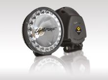 Hybridpremiär på MaskinExpo: Extraljus kombinerar LED och xenon