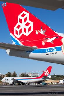 Cargolux til Avinor Oslo lufthavn