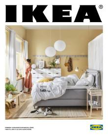 Nya IKEA-katalogen inspirerar till en mer utvilad vardag