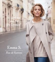 Först på KICKS - Emma Wiklunds doft Rue de Varenne!