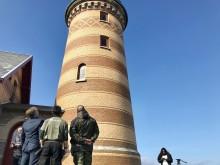 Veteraner starter op på Sprogø