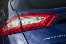 Ford lanserar ny generation Mondeo Hybrid under 2019