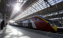 Virgin Trains hosts live launch of Virgin Radio
