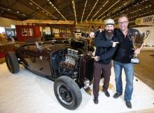 Publikfest på Skandinaviens största bil- och mc-show