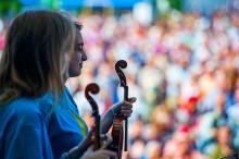 Fiolkaraoke för barn med Symfonikerna på Kulturkalaset