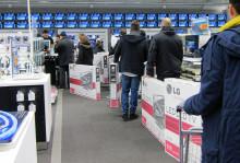 Stark e-handelstrend ger Elgiganten en flygande start på året