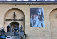 Göteborgs Konsthall nedstängda av Facebook