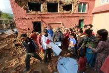 Konsekvenserna av jordbävningen värre än befarat