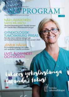 Svenska Läkaresällskapets programtidning 2020 ute nu!