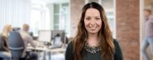 Vi säger varmt välkommen till Joy Olofsson, ny projektledare på Stockholmskontoret