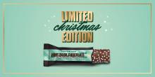 A Minty Christmas – Barebells lanserar proteinbar med vintrig mintchokladsmak