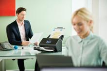 Brother presenta una solución de digitalización de documentos certificada para el cumplimiento de la Ley 39 y 40 / 2015