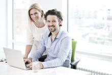 Offentlig sektor mer digitaliserad än svenska företag