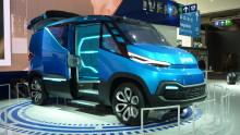 """Ivecon kestävyysfokuksen tuloksena syntynyt """"Vision""""-konsepti palkittiin"""