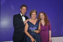Magherafelt stroke survivor wins courage award