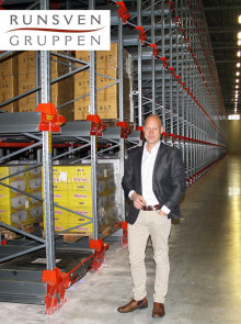 Runsvengruppen investerar i System Maxipacker