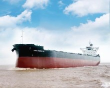 "Delivered the Group's 216th ""KAMSARMAX"" Bulk Carrier - TSUNEISHI GROUP (ZHOUSHAN) SHIPBUILDING, Inc. -"